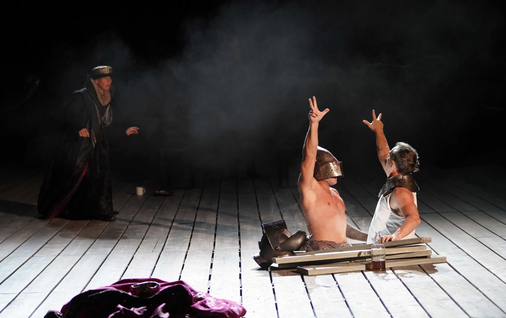 Premiere von RICHARD III am Staatstheater Wiesbaden